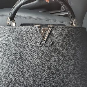 New LV Capucine BB